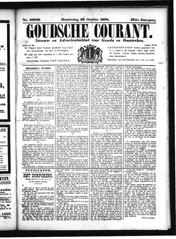 Goudsche Courant 1908-10-29
