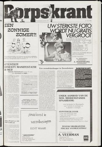 Dorpskrant 1986-05-21