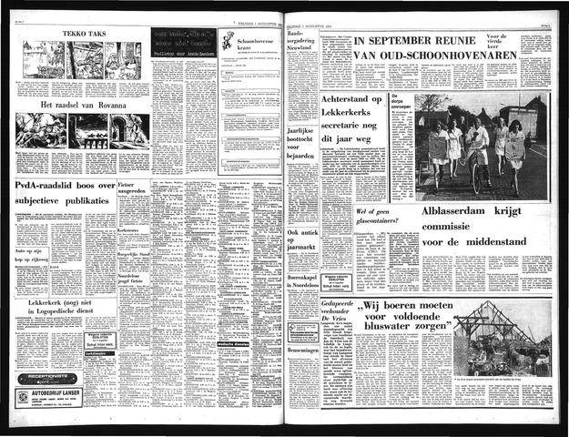 Schoonhovensche Courant 1975-08-01