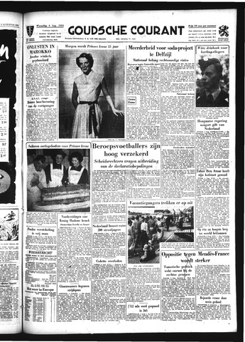 Goudsche Courant 1954-08-04