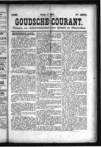 Goudsche Courant 1886-04-11