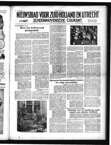 Schoonhovensche Courant 1951-05-28
