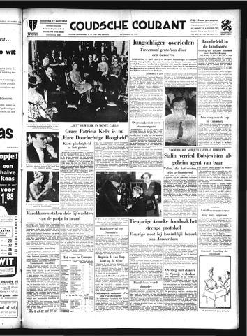 Goudsche Courant 1956-04-19