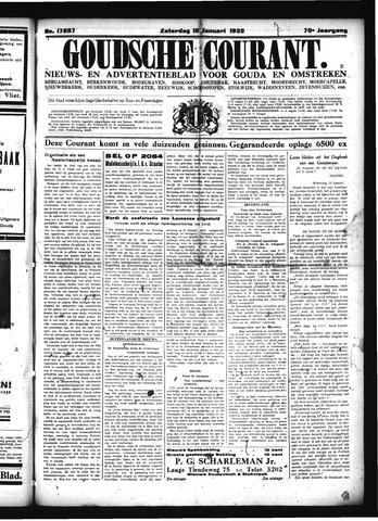 Goudsche Courant 1932-01-16