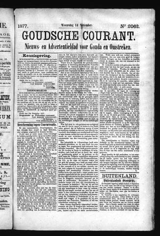 Goudsche Courant 1877-11-14