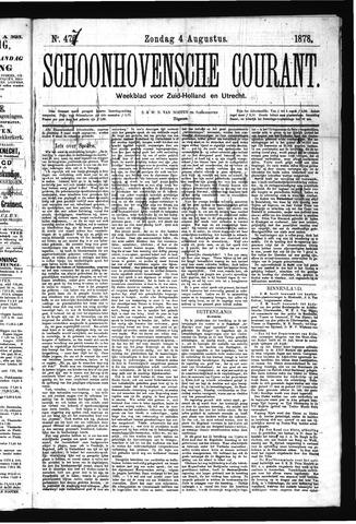 Schoonhovensche Courant 1878-08-04