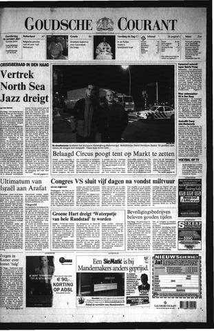 Goudsche Courant 2001-10-18