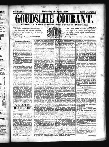 Goudsche Courant 1900-04-18
