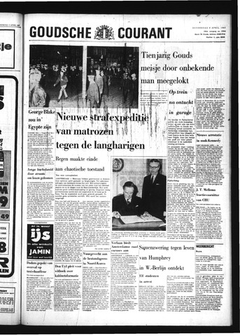 Goudsche Courant 1967-04-06