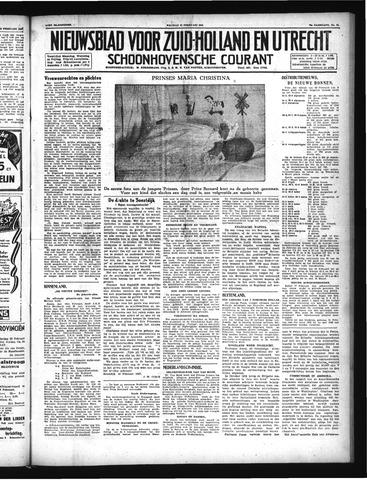 Schoonhovensche Courant 1947-02-21