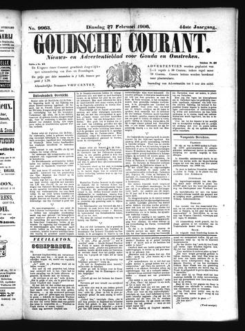 Goudsche Courant 1906-02-27
