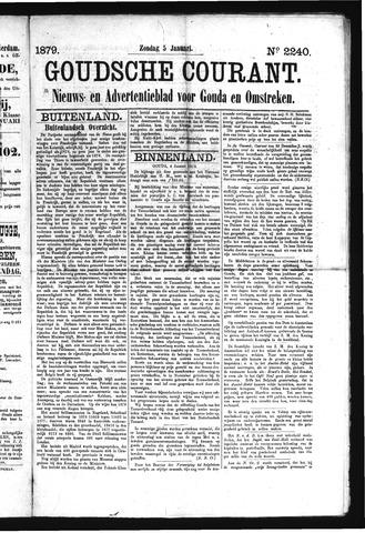 Goudsche Courant 1879-01-05