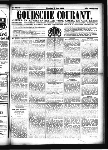 Goudsche Courant 1926-06-08