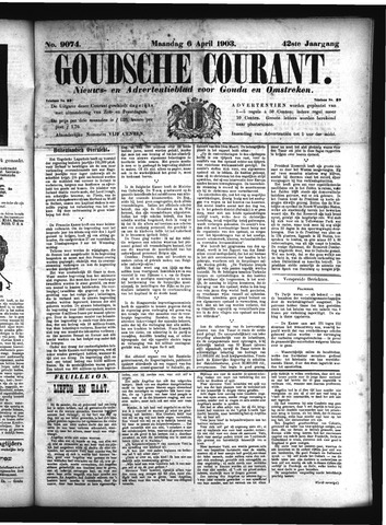 Goudsche Courant 1903-04-06