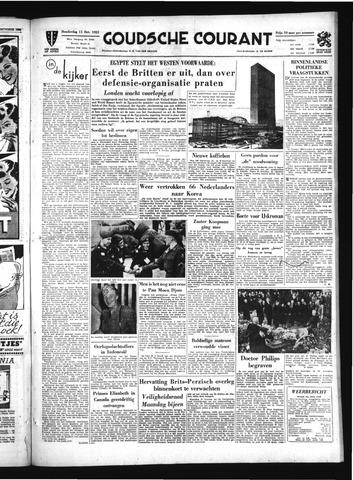 Goudsche Courant 1951-10-11