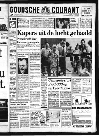 Goudsche Courant 1985-10-11