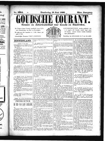 Goudsche Courant 1896-06-18