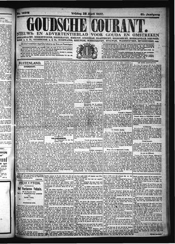 Goudsche Courant 1922-04-28