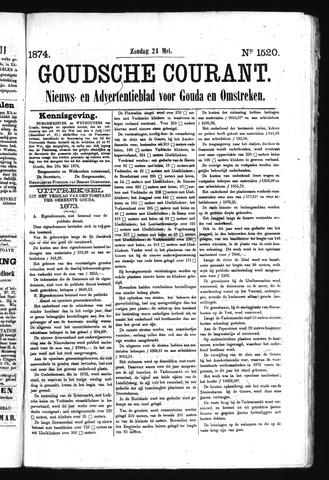 Goudsche Courant 1874-05-24
