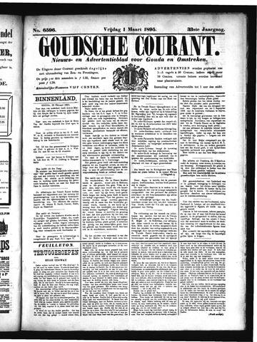 Goudsche Courant 1895-03-01