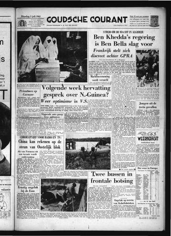 Goudsche Courant 1962-07-03