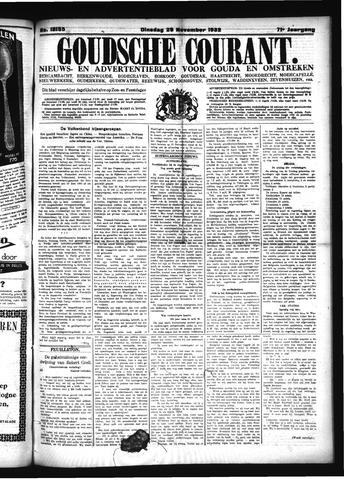 Goudsche Courant 1932-11-29