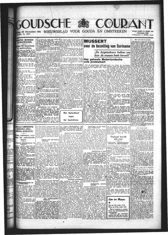 Goudsche Courant 1941-11-28