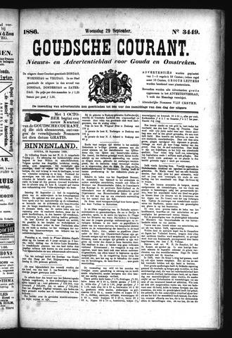 Goudsche Courant 1886-09-29