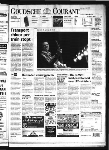 Goudsche Courant 2002-07-06