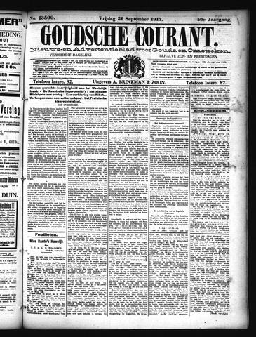 Goudsche Courant 1917-11-21