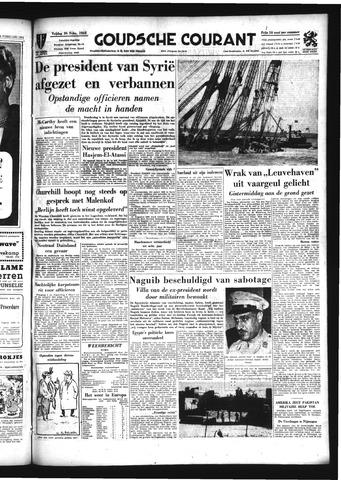 Goudsche Courant 1954-02-26