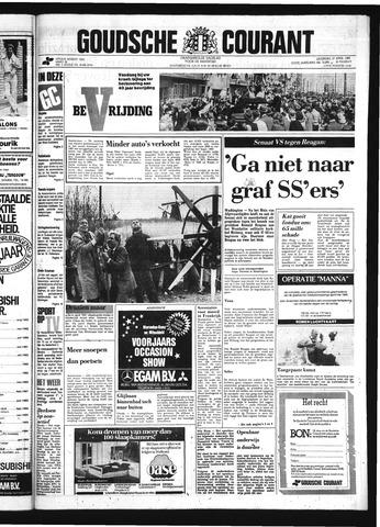 Goudsche Courant 1985-04-27