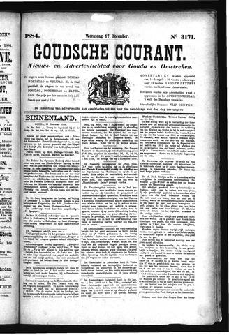 Goudsche Courant 1884-12-17