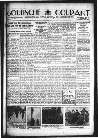 Goudsche Courant 1942-01-29