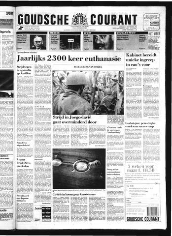 Goudsche Courant 1991-09-10