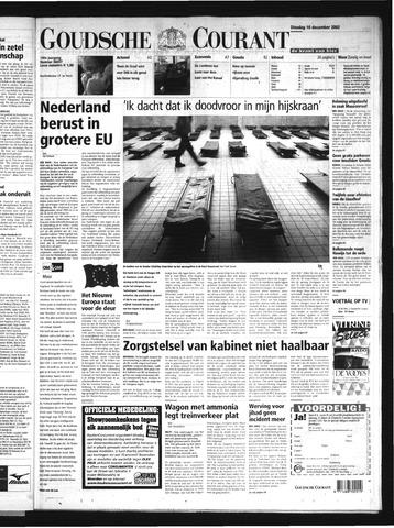 Goudsche Courant 2002-12-10