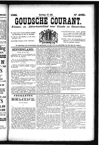 Goudsche Courant 1892-07-23