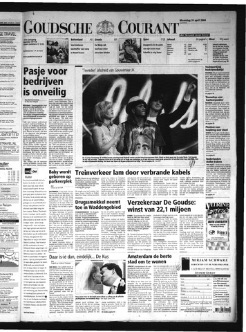 Goudsche Courant 2004-04-26