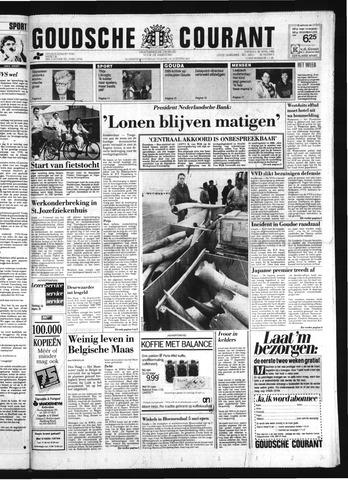 Goudsche Courant 1989-04-25