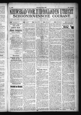Schoonhovensche Courant 1929-03-06