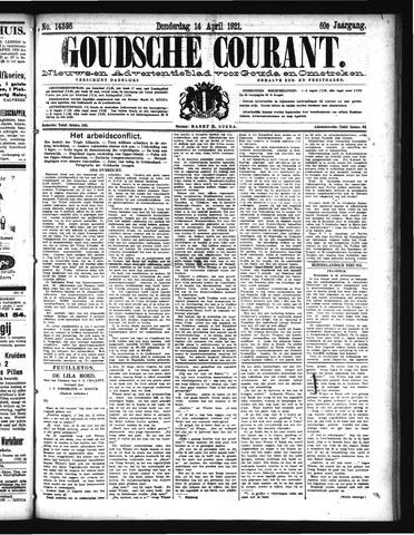 Goudsche Courant 1921-04-14