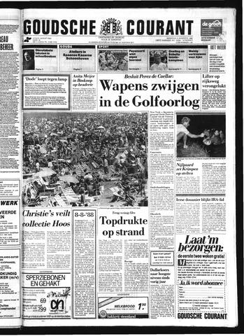 Goudsche Courant 1988-08-08