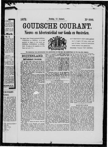 Goudsche Courant 1871-01-15