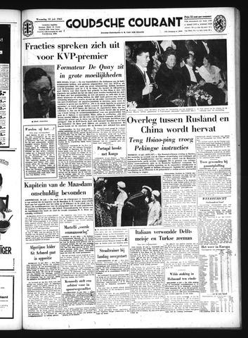 Goudsche Courant 1963-07-10