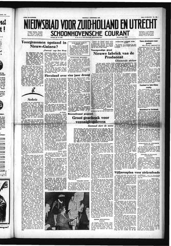 Schoonhovensche Courant 1952-12-05