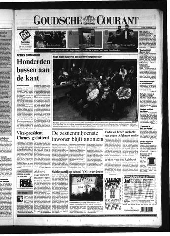 Goudsche Courant 2001-03-06