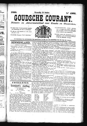 Goudsche Courant 1890-10-29