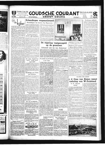 Goudsche Courant 1949-08-17
