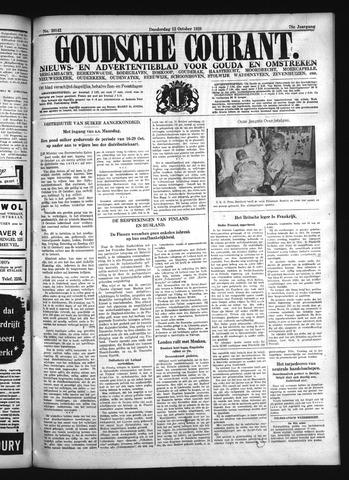 Goudsche Courant 1939-10-12