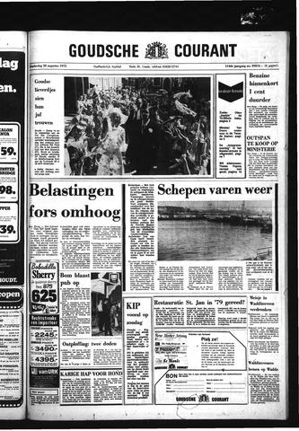 Goudsche Courant 1975-08-28